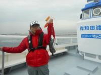 <p>奈良県香芝市の左海様 沖の北でチヌ40センチ ウキ釣り 餌シラサエビ</p>