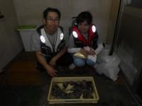 <p>堺市の吉田様、沖の北で、タコ 14匹</p>