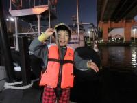<p>堺市の鍋岡様、沖の北で、今日はアナゴ等が釣れました!!</p>