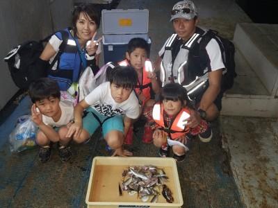 <p>大阪市の高山様、旧の一文字赤灯で、アジ・サバ・ガシラ 40匹</p> <p>サビキ釣り 餌アミエビ</p>