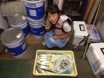 <p>和泉市の竹内様、沖の一文字北で、太刀魚・アジ・サバ・イワシ・サンバソウ</p> <p>ウキ釣り・サビキ</p>