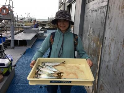 <p>清水様 沖の北 サビキ 良型サバGET!</p> <p>お手軽にこの型のサバが釣れればいいですねー</p> <p>おめでとうございます!!</p>