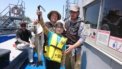 <p>堺市のりゅうくん 沖の北 エビ撒き釣りで62.0cmのグッドサイズハネ♪もちろんダービーもエントリーです。ありがとうございます!</p>