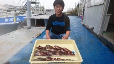 <p>小田様 沖の南 サグリ釣り ガシラ多数GET</p> <p>根魚も好釣ですね(^^♪おめでとうございます!</p>