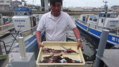 <p>橋本様 沖の北 エビ撒き釣り ガシラ・アブシン大漁♪</p> <p>エビ撒きをすれば根魚が良く釣れます!この所、釣りものが増えて困りますね(^^♪おめでとうございます</p>