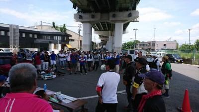 <p>今日は茅渟関西連合様主催の落し込み大会が岸和田一文字で開催されました!</p>