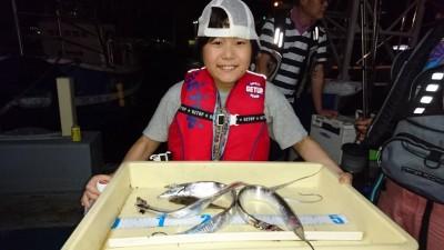 <p>井上様 沖の北 ウキ釣り タチウオGET</p> <p>これからどんどん釣れてきますよ(^^♪おめでとうございます</p>