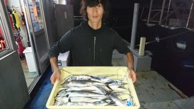 <p>大西様 沖の北 ワインド/ショアジギ タチウオ/サゴシ多数GET</p> <p>サゴシが良く釣れています(^^♪おめでとうございます</p>