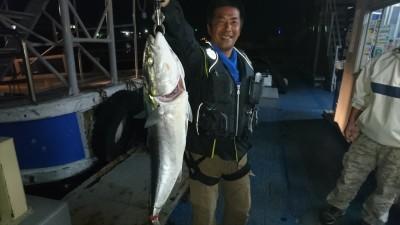 <p>篠原様 沖の北 のませ釣り ブリGET!</p> <p>ブリサイズも出ていますね(^^♪おめでとうございます!</p>