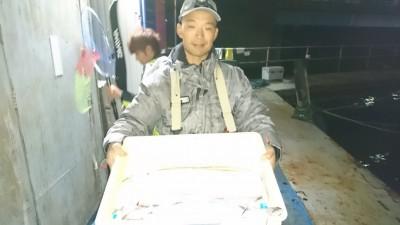 <p>坪江様 沖の北 ワインド タチウオGET</p> <p>岸和田渡船は入場制限はありません(^^♪安心してお越しくださいね!</p>