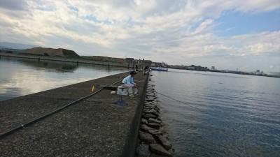 <p>今日は中波止でMFG CUP K-1 2018FINAL紀州釣り大会が行われております!</p>