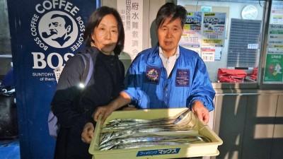 <p>日崎様 沖の北 ウキ釣り タチウオ多数GET</p> <p>タチウオよく釣れてますね(^^♪おめでとうございます!</p>