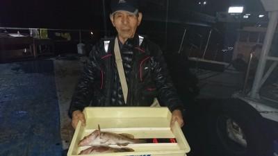 <p>摂津市の阪口様 沖の南 エビ撒き 良型アコウGET</p> <p>良い型のアコウです(^^♪おめでとうございます!</p>