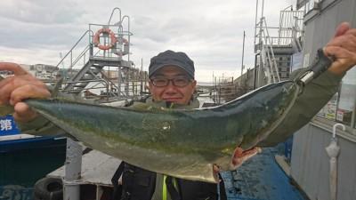 <p>星野様 沖の北 のませ釣り メジロGET</p> <p>平日は人が少ないので狙い目ですね(^^♪おめでとうございます!</p>