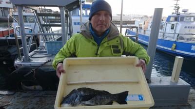 <p>上田様 沖の北 フカセ釣り チヌGET</p> <p>こちらもチヌの釣果ですね(^^♪おめでとうございます!</p>