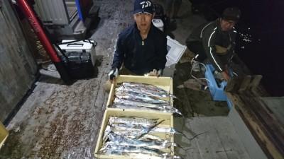 <p>岡様 沖の北 ドジョウテンヤ タチウオ21本GET</p> <p>ドジョウテンヤ強し!圧倒的釣果で本日の竿頭GETですね!(^O^)おめでとうございます。</p>